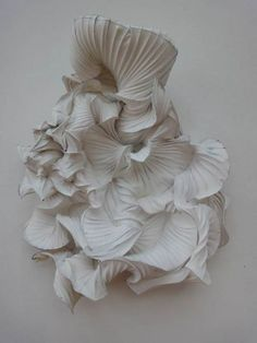 Peter Gentenaar - sculpture, installation papermaking artist