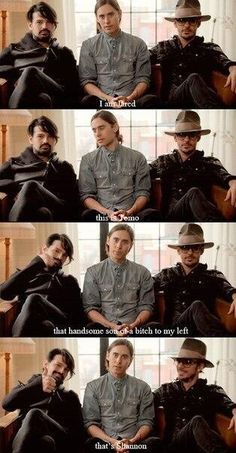 Lmao, and I will agree with Jared
