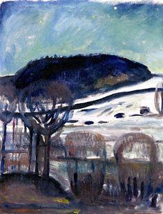 Edvard Munch(NOR)