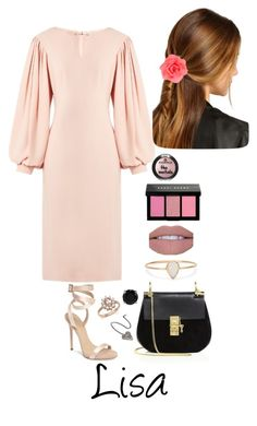 """Lisa"" by emilyramme on Polyvore featuring Osman, Giuseppe Zanotti, Catbird, Chloé, Bobbi Brown Cosmetics, BERRICLE, Bloomingdale's, NOVICA, Rosantica and Accessorize"