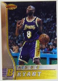 KOBE BRYANT 1996-97 Bowman Best RC Rookie Card #R23 L.A. Lakers *FREE SHIPPING!*
