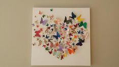 Butterfly Canvas Art by EthanMakes4 on Etsy