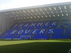 Prenton Park - Tranmere Rovers