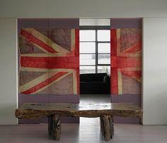 Union Jack #flag wallpaper by Vivienne Westwood