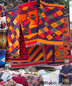 Otavalo Indigenous Artisan Market - A Feast for the Eyes