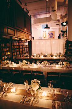 www.jbmweddings.com  wedding photography, nyc weddings,  housing works book store