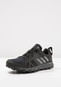 Die schönsten Laufstrecken findest du in der Natur. adidas Performance KANADIA 8 TR  - Laufschuh Trail - core black/iron metallic/utility black für 76,45 € (24.11.16) versandkostenfrei bei Zalando bestellen.
