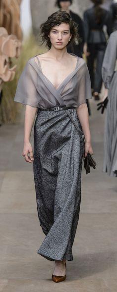 Christian Dior Herbst/Winter 2017-2018 - Couture - http://de.orientpalms.com/Christian-Dior-6806 - ©ImaxTree
