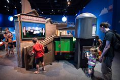 Help Percy get ready for an adventure when Thomas & Friends: Explore the Rails! is opened!