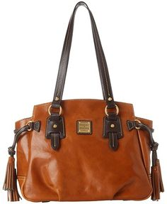 Dooney & Bourke Toledo Leather Winged Small on shopstyle.com