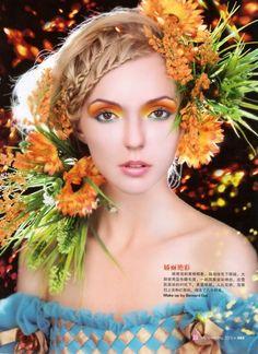 Anastasiya Lashmanova for My Wedding Magazine March 2013 2