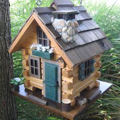 Home Bazaar Cottage Charmer Series Country Comfort Bird Feeder $84.99 Wayfair.com