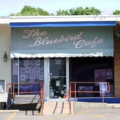 It may not look like much, but the Bluebird Cafe has started many careers in our great city, and is known as the BEST local live music scene in Music City