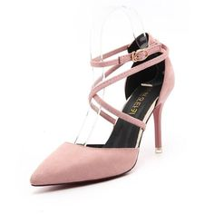 hot Sales Summer New Sexy Women Nude high heels Sandals Blue Pink Apricot black shoes women Ladies Formal Shoes Plus Big Size
