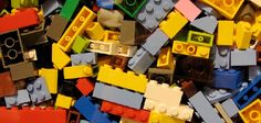"LEGO bricks illustrate the simple idea behind infographics. Now let's go play with the ""data."" LEGO bricks illustrate the simple idea behind infographics. Now let's go play with the ""data. Legos, Lego Club, Barbie, Lego Storage, Storage Ideas, Wtf Fun Facts, Random Facts, Random Stuff, Lego Brick"