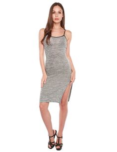 Match Women's Spaghetti Strap Cross Back Dress no.115 *** To view further, visit now : summer fashion