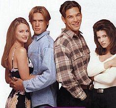 Sharon, Nick, Matt & Amy (Y & R)