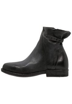 Cowboy/Biker boots - shark/nero