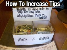 12 Cleverest Tip Jars - tip jar, funny tips - Oddee Just In Case, Just For You, Ft Tumblr, Funny Quotes, Funny Memes, Jokes, Stupid Memes, Humor Grafico, Just For Laughs