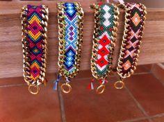 Beautiful handmade friendship bracelets only @ facebook.com/LoVeAffaiRss