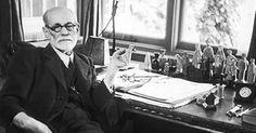 Entre as preciosidades encontradas na biblioteca da Sociedade Sigmund Freud está essa entrevista.