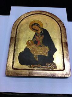 Corso di Icone con foglia oro
