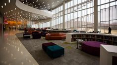 NCSU's Hunt Library to be featured on PBS series 'Cool Spaces' - Triangle Business Journal