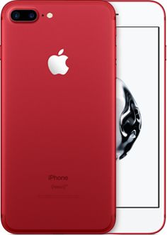 Apple iPhone 7 Plus - - Red - GSM Unlocked. Apple iPhone 7 Plus. This Phone is ready to be used with your existing service, or a new one. Iphone 8, Apple Iphone, Coque Iphone, Iphone Cases, Baby Iphone, Apple Tv, Buy Apple, Iphone 7 Plus Red, Telefon Apple