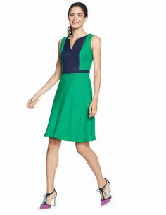 Monica Dress WH832 Day Dresses at Boden