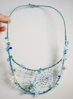 spider necklace ^^EDIT!!! with TUTORIAL ^^ - JEWELRY AND TRINKETS