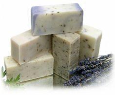 jabon natural recetas caseras productos naturales productos de belleza  Jabones naturales: una forma práctica para cuidar la piel diariamente