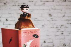 Mary Poppins I by Honey Pie!, via Flickr  Melina Souza - A Series of Serendipity <3