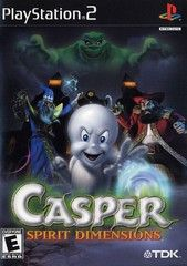 Casper: Spirit Dimensions (Sony PlayStation for sale online E Spirit, Spirit World, Playstation 2, Ps3, Call Of Duty, Cartoon Network, Cover Art, True To The Game, Castlevania