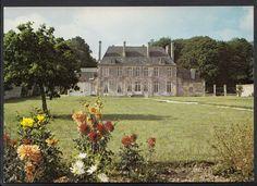 France Postcard - Chateau De Martragny, Normandy LC5542   eBay