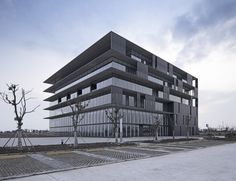 Gallery of Wuxi Memsic Semiconductor Headquarter / UDG China - 13