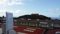 Instalación #WiFiCanarias #AirInternet en Nave del Polígono Industrial San Jerónimo, La Orotava @Kay Baty Owens