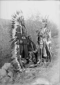Reuben Brothers~Nez Perce~1900