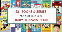 A varied list of laugh out loud and charming books like Diary of a Wimpy Kid for kids who love that series but want to try something new.