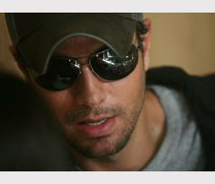 I love you, Enrique