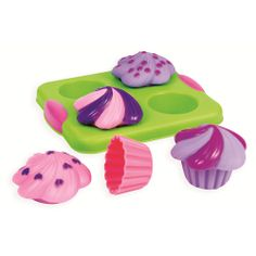 "Sassy Bath Squirter Sweet Surprise Color Changing Cupcake Set - Sassy - Babies ""R"" Us"
