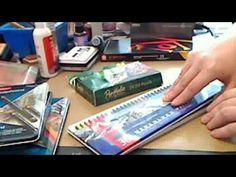 Art Journaling Supplies! My Faves - YouTube