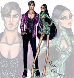 New Year Couture 2016 pt3 by Hayden Williams