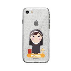 Case - El case de la monja, encuentra este producto en nuestra tienda online y personalízalo con un nombre o mensaje. Phone Cases, Secretary, Nun, Store, Messages, Phone Case