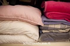 Idee per un riciclo utile e creativo delle vecchie coperte