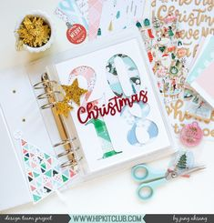 December Documented & 12 Days of Giving December Daily, Happy December, Hello December, Christmas Journal, Christmas Albums, Christmas Scrapbook, Christmas Design, Christmas Holidays, Prim Christmas