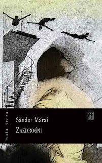 Czytając powieści pisane przez Węgrów zawsze dopada mnie nieokreślona nostalgia. Nie umiem jej opisać, ani określić - czuję płytki s...