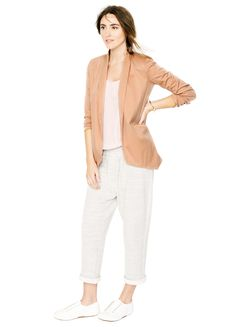 Maternity: The Blazer   Shop   HATCH Collection