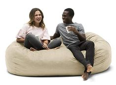 Superb 15 Best Extra Large Bean Bag Chairs Images Large Bean Bag Caraccident5 Cool Chair Designs And Ideas Caraccident5Info
