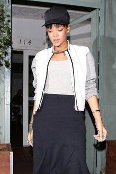 Rihanna in Fay