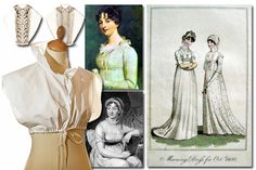 Chemisette- This was an article of clothing worn by women as a way to fill in the front of a garment, it looked like a blouse or shirt.